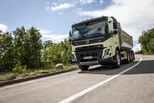 Volvo FMX 2020.