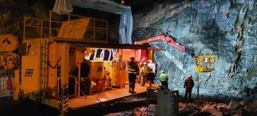 Vanntetting i tunnel kan gjøres raskere, billigere og tryggere