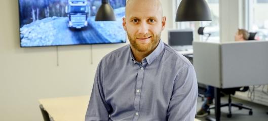 Ahlin tilbake i topplederstolen i Volvo Norge