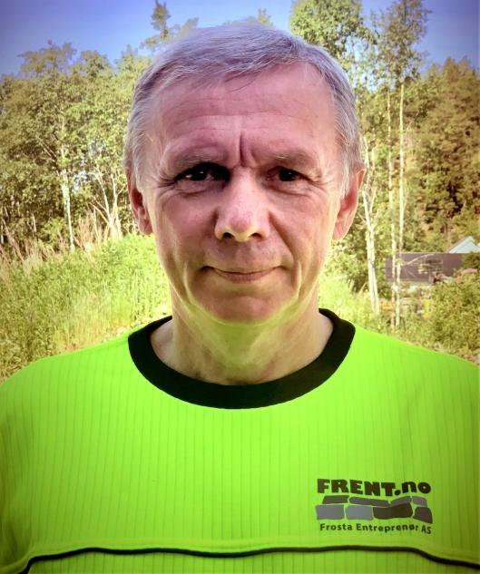 - Denne jobben betyr sysselsetting utover høsten, sier en fornøyd Sverre Skogly, daglig leder i Frosta Entreprenør AS.