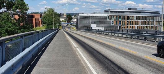 Norconsult skal planlegge veier i Lillestrøm