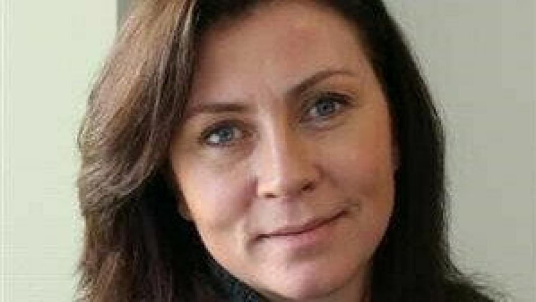 Melinda Marie Damgaard har overtatt som sjef ved KGH Svinesund.