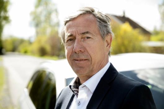 SELGER: Geir Strande begynte 4.mai som selger i VAK med ansvar for det norske markedet.