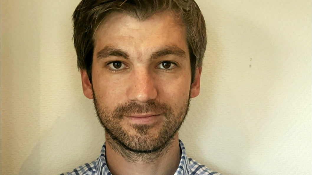Alexander Korssund (32) er ansatt som ny daglig leder i Consto Anlegg Midt.