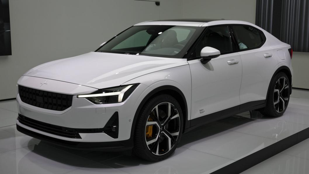 Polestar 2: Statens vegvesens nye biler yter 300 kW og har firehjulstrekk.