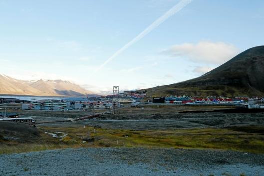 Longyearbyen skal skredsikres.