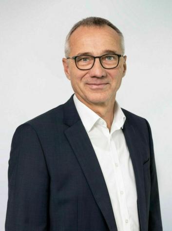 Dr. Andreas Tostmann blir ny sjef for MAN Truck & Bus etter Joachim Drees.