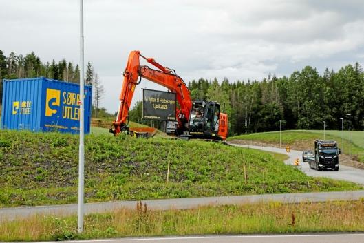 Ingen tvil om at Sørby Utleie skal flytte.