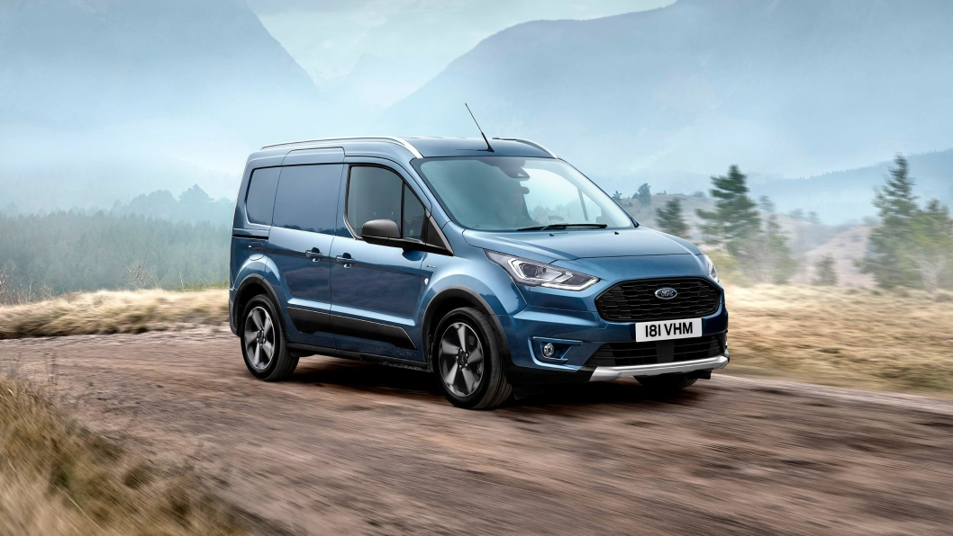 Ford Transit Connect Active 2020.