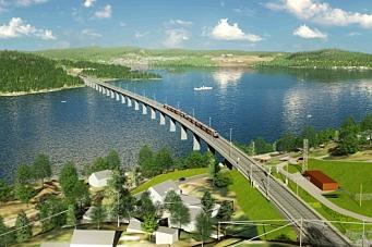 Søker entreprenør til å bygge jernbanebru
