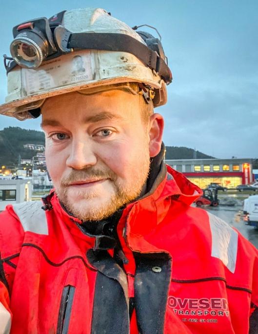 Bjørn Erik Ovesen gjorde ting rett da det oppsto brann i en tunnel i sommer.