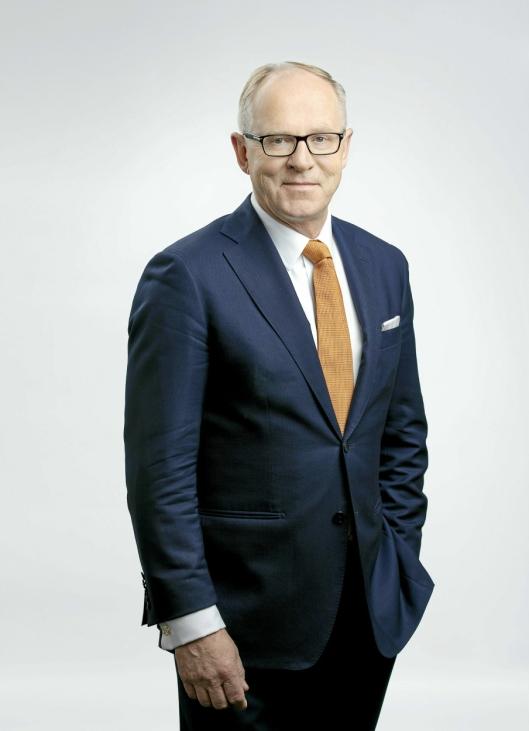 FREMTID: Adm. direktør Pekka Vauramo varsler at Metso Outotec er klar for å møte kommende omstillinger i næringen.