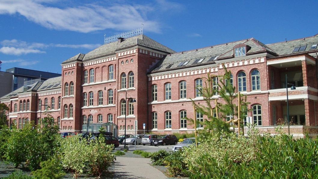 St. Olavs hospital i Trondheim.