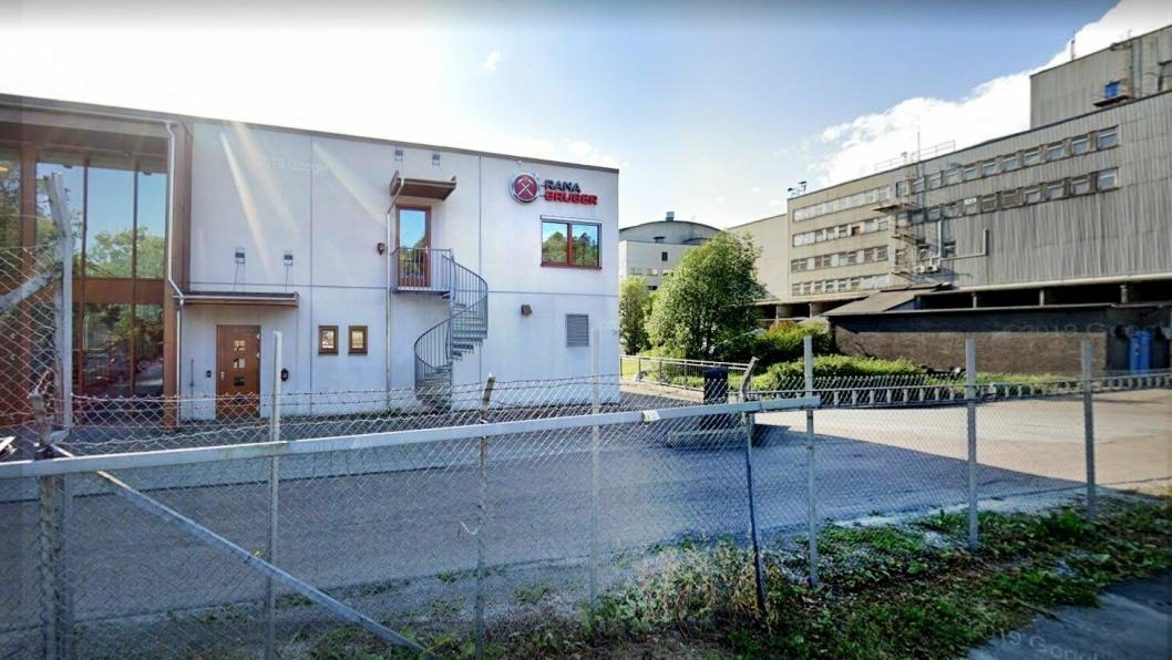 Rana Gruber er blant mange industribedrifter i Norge som blir rammet, dersom det blir streik.