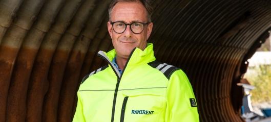 Ny konserndirektør i Ramirent Norge
