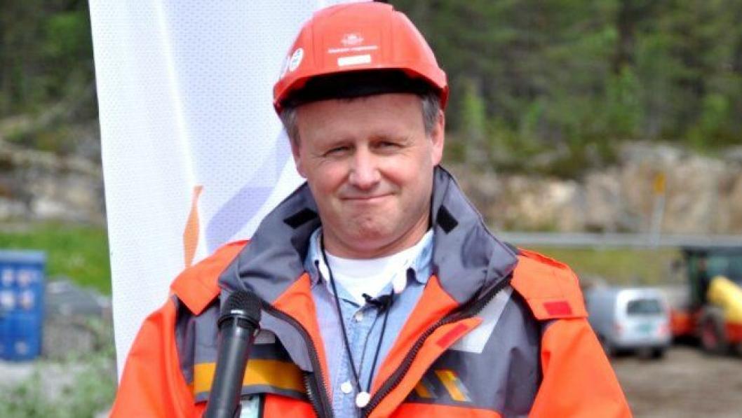 Tom Hedalen blir ny prosjektleder for E18 Vestkorridoren.