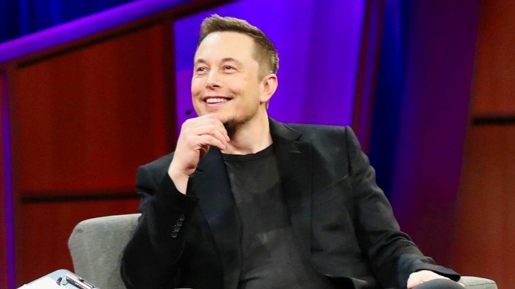 Bilde av Elon Musk fra april 2017.