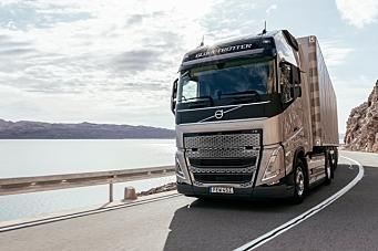 Ny Volvo FH med I-Save er mer effektiv