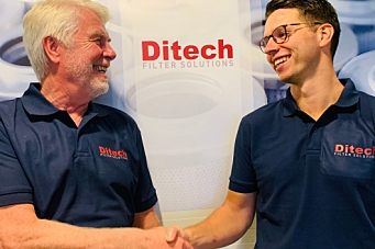 Ny daglig leder i Ditech AS