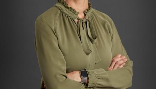 Jessica Sandström, senior visepresident, produktadministrasjon hos Volvo Trucks.