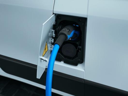 Det blir tre lademodus 50 kW, 22 kW og 7,4 kW.