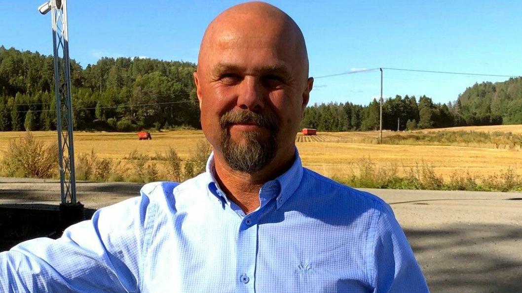 Espen Allum startet i ny stilling hos NCC 1. september.