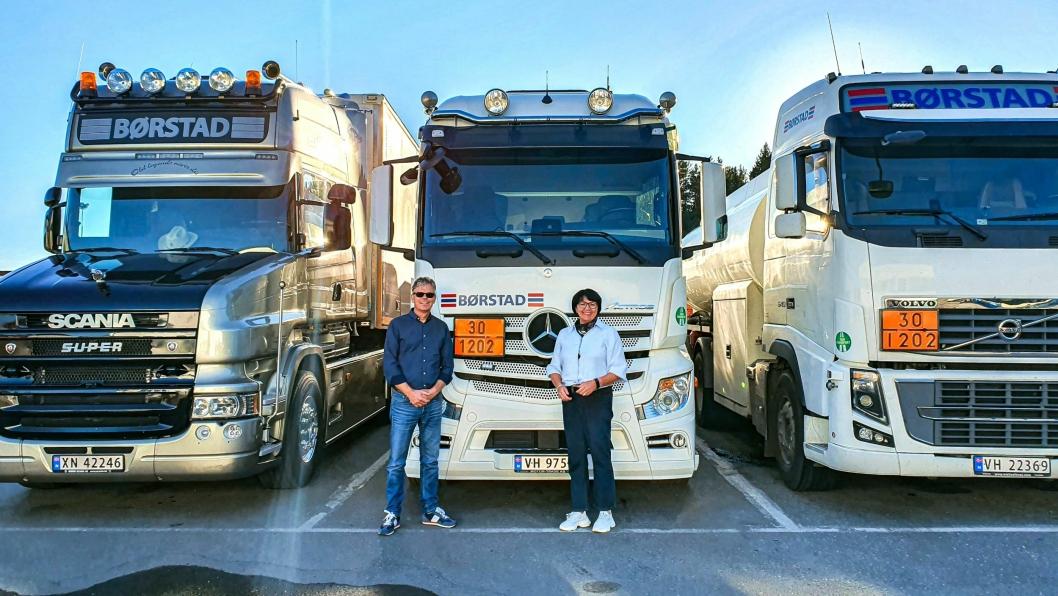 Frode Eggan er ny daglig leder i Børstads Transport AS, fra 1. desember. Lisbeth Myrvold Bjerve blir assisterende daglig leder og fortsetter også som HR-leder i selskapet. Hun er også en av selskapets eiere.