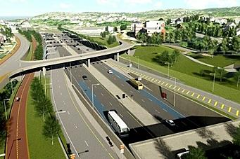 Norconsult innstilt til E18 Vestkorridoren-kontrakt