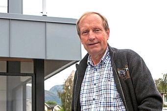 Slutter som daglig leder i Veøy AS