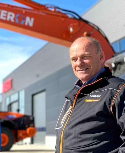 Vegard Gultvedt er key account manager for konsernkundemarkedet hos Nasta.