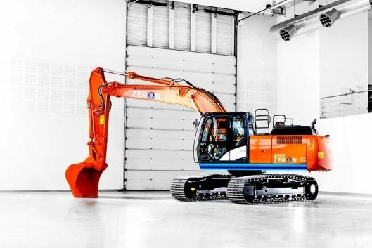 Utleieselskapet har også bestilt to Zeron ZE210 som er under utvikling hos Nasta i dag.