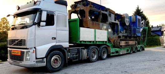 21,4 tonn overlast