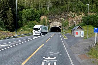 E16 Lunnertunnelen stenges ut året