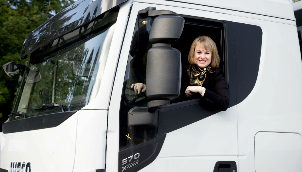 Helene Norman-Dupuy er ny Country Manager for Iveco i Norge.