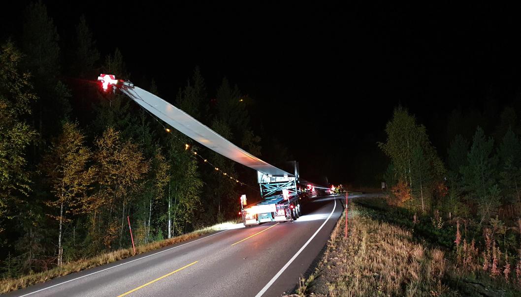 Transportøren hadde tatt lærdom av den dyre stoppen hos Statens vegvesen sist og kjørte helt lovlig 22. september.