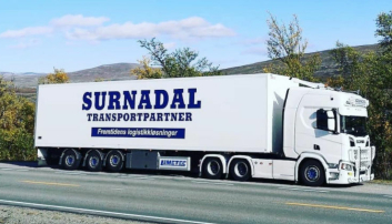 Surnadal Transport er med i det nye store transport- og logistikk-konsernet, Transport Holding GLLS AS
