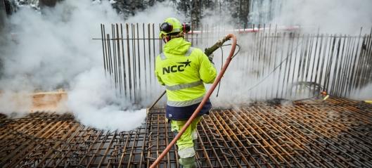 Ny NCC-kontrakt på Follobanen