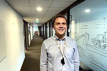 Nils Ravnaas fra Nye Veier til Kruse Smith