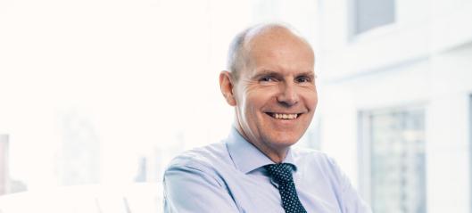 Bane Nor: - Rekordstort investeringsbudsjett
