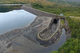 Skanska skal rehabilitere Trollheim-dammene