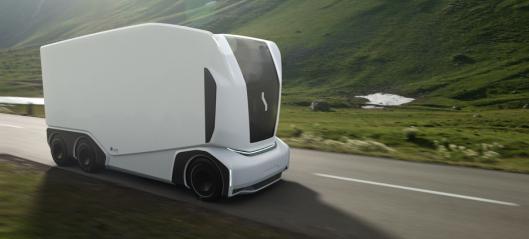 Får ikke teste autonom lastebil fordi den ikke kan bevise at den er edru