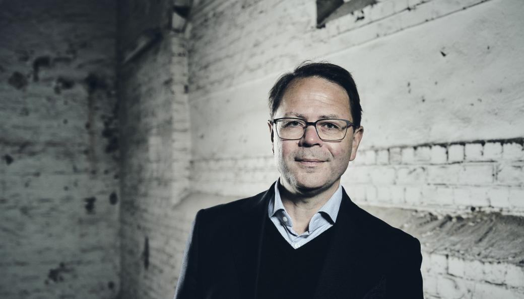 Morten Strand, CEO Abax Group.