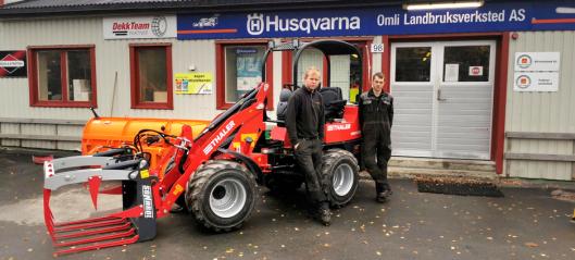 Ny Thaler-forhandler i Trøndelag