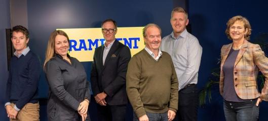 Ny ledergruppe i Ramirent Norge