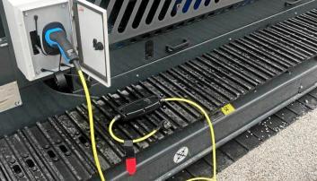 Batteridrift og elektrisk drift er tema og det blir bare flere og flere modeller som kan kjøres elektrisk.