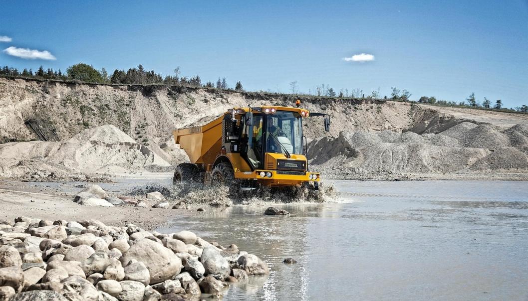 Dumperen Hydrema 912 på 10 tonn, er Hydremas bestselgende produkt. Nå er fabrikken klar med en 912G-versjon med omfattende oppgraderinger både i motorrommet, i førerhuset og også utvendig på maskinen.