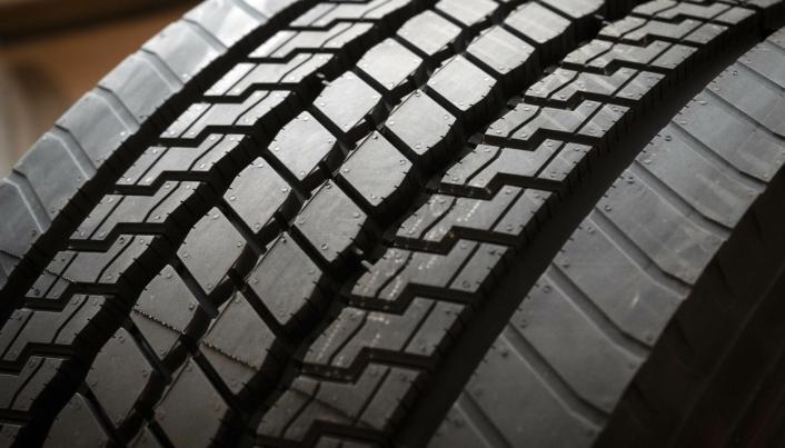 Det nye Bridgestone RWS1 styrehjulet.