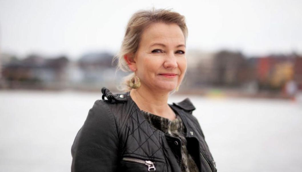 Forhandlingsleder for Yrkestrafikkforbundet Linda Jæger ble enig med NLF og NHO.
