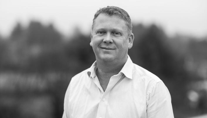 Country Manager for Geminor i Norge, Kjetil Hausken.