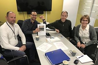Implenia Norge AS skal bygge nye Austvoll bru